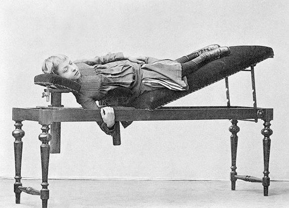 Tratamiento de desequilibrios en músculos, huesos y articulaciones. Foto: Digital Museum