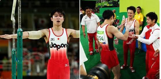 Uechimura gana con Japón el por equipos