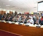 VII Congreso del MPLA en Angola