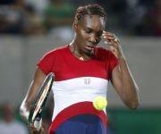 Venus quedó eliminada  Fpto: EFE