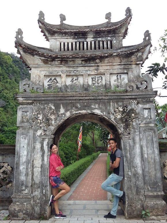 Visita a la provincia de Ninh Binh. Foto Liurka Rodríguez