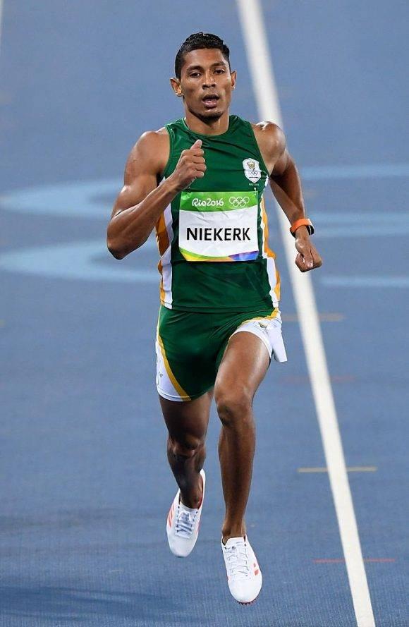 Wayde Van Niekerk gana los 400 con record del mundo