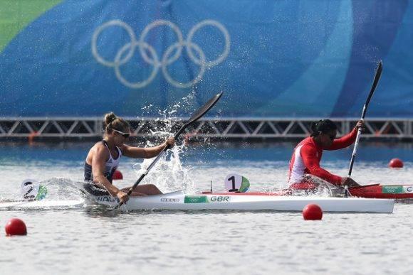Integra camagüeyana Mayvihanet Borges delegación cubana a Copa Mundial de Sprint Canoa