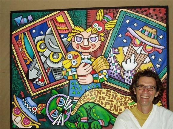 El diseñador cubano Zenén Calero gana importante premio.