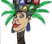 Garota Olímpica. Autor: Adán / Cubadebate