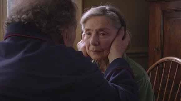 """La película """"Amour"""", del austríaco Michael Haneke, figura en el puesto 42."""