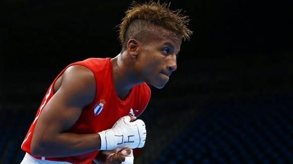 Camagüeyano Argilagos abrirá por Cuba final Mundial de Boxeo en Astaná