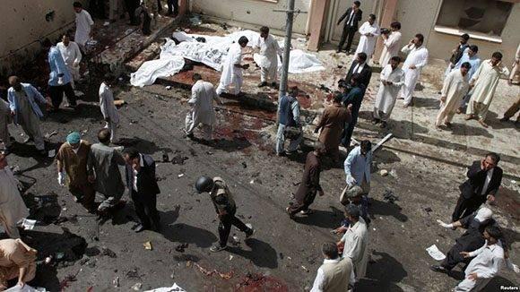 atentado paquistán