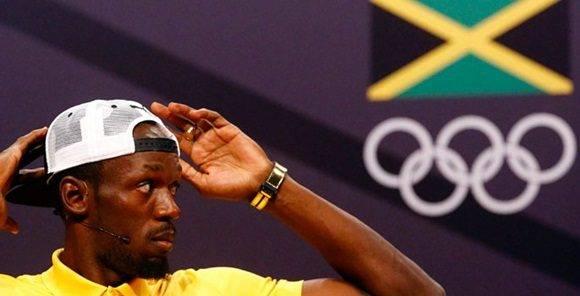 bolt juegos olímpicos