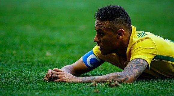Neymar no pudo marcar la diferencia. Foto: EFE.