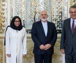 canciller irani venezuela