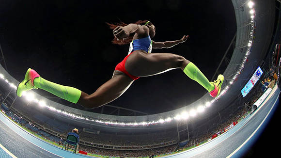 Ibargüen se reafirmó en Rio-2016, como la dominadora absoluta del triple salto.