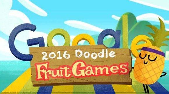 Google se suma a la fiesta de Río-2016. Foto: Google.