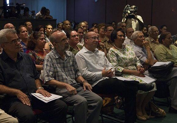 Fidel Soldado de las Ideas es sobre todo un regalo al pueblo cubano, para el conocimiento de la vida y obra del líder de la Revolución. Foto: Ladyrene Pérez/ Cubadebate.