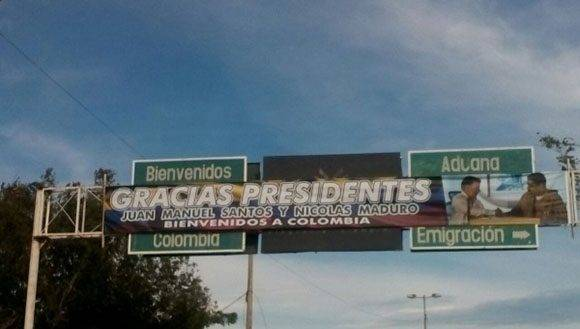 Santos y Maduro se reunirán este jueves para analizar situación de frontera