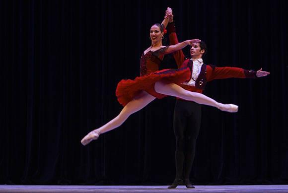 Tiendra le Ballet national de Cuba nouvel anniversaire de la Révolution
