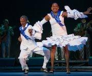 Pareja de baile Ulises Mora e Irma Castillo, al son del Septeto Nacional de Cuba. Foto: Ladyrene Pérez/ Cubadebate.
