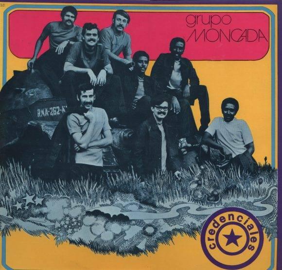 grupo moncada 1974 - credenciales