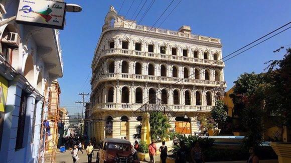 El Imperial, hotel de Santiago de Cuba.