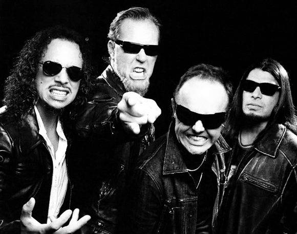 "Metallica lanzará en noviembre su CD ""Hardwired... to self-destruct""."