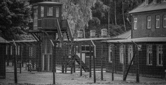 El antiguo campo de concentración nazi de Stutthof.