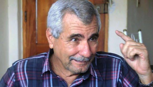 A 48 años de haber jugado baloncesto con Fidel, Omar Iglesias confiesa que era muy difícil. Foto: