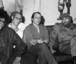 Pablo, Vicente, Silvio y Fidel. Foto: En Caribe