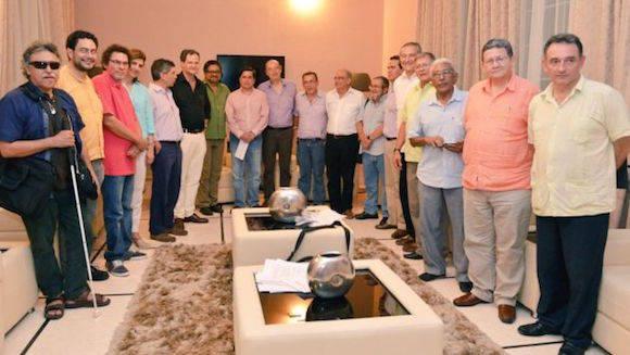 Colombia: Gobierno y FARC harán anuncio sobre cierre de negociación de paz este miércoles. Foto: @EquipoPazGob/ Twitter