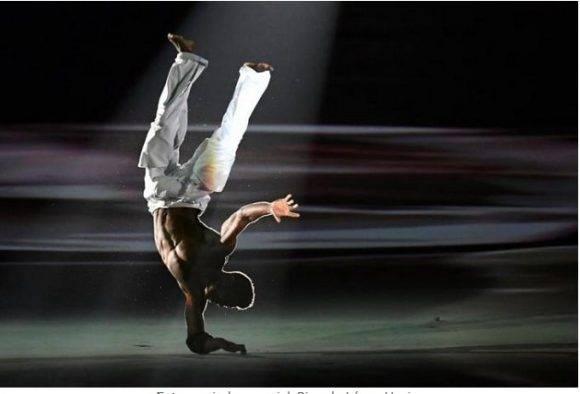Ceremonia inaugural de Rio 2016. Foto: Ricardo López Hevia / Granma.