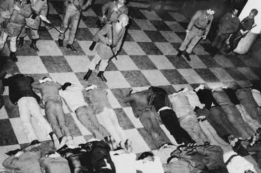 Personas asesinadas bajo la dictadura de Pinochet. Foto tomada de terrorismodeestadoenchile.blogspot.com.