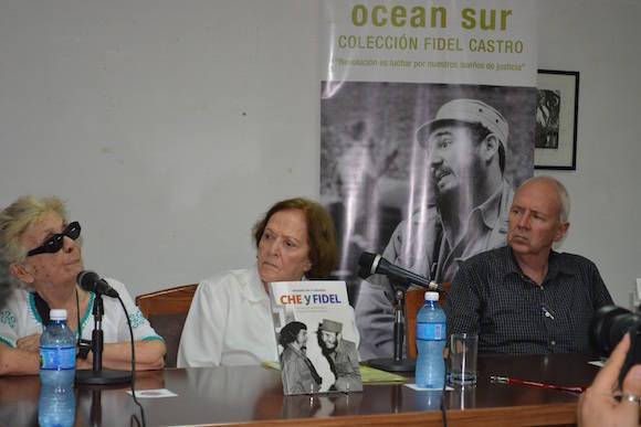 Presentan en Cuba libro Che y Fidel: imágenes en la memoria
