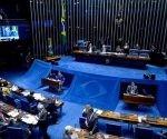 El Senado Federal . Foto: Senado de Brasil.