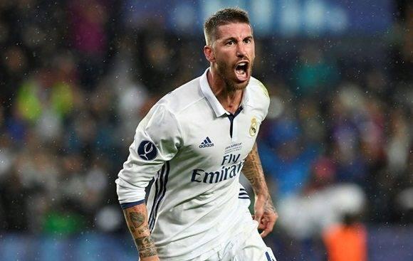 Real Madrid vs SevillaRemontó para ganar la Supercopa de Europa con goles en el 93' y el 119´