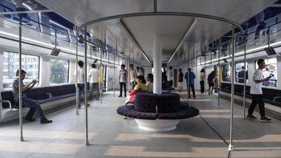 Además de viajar más rápido su tamaño permite más capacidad y confort para los pasajeros. Foto: AP.