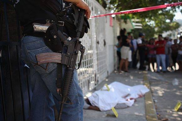 Nueva ola de violencia en México. Foto: John Moore/ Getty Images.