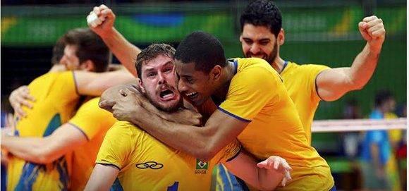 Brasil encabezó a América Latina en los Juegos que organizaron. Los deportes por equipo de la rama masculina aportaron varias preseas de oro en los últimos días y fueron el único de la región ubicado entre los 15 primeros. Foto: Reuters.