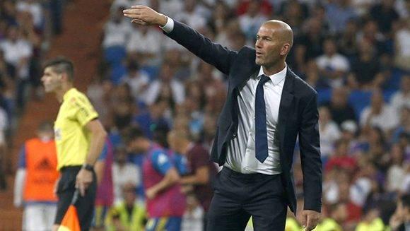 Zidane prolonga su buena racha victoriosa. Foto tomada de AS.