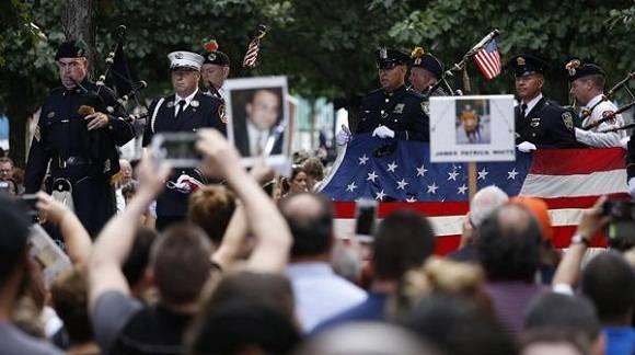 Estados Unidos rinde honores a las víctimas del 11 de septiembre