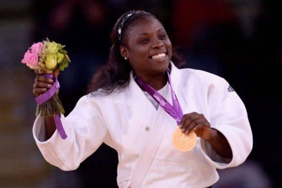 Dalidaivis Rodríguez, Judo, doble campeona paralímpica.