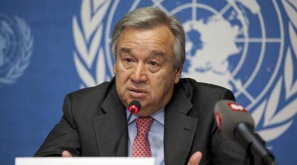El portugués Antonio Guterres se perfila como futuro secretario general de Naciones Unidas.