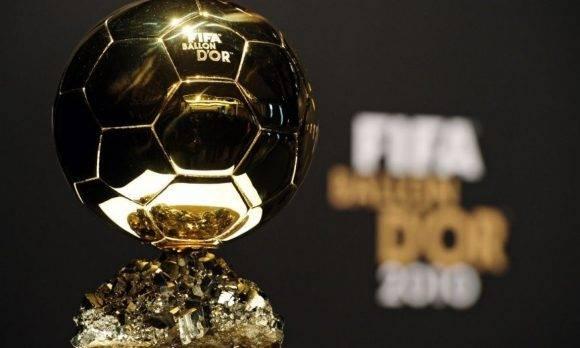 Balón de oro. Foto tomada de nexofin.com
