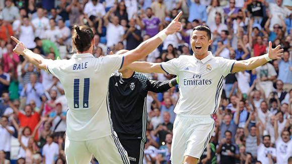 Bale- Cristiano