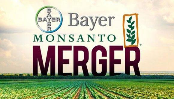 Resultado de imagen para Bayer-Monsanto, la fusión empresarial más grande de la historia
