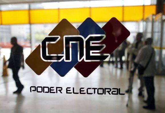 Consejo Nacional Electoral en Venezuela. Foto tomada de La Opinión.