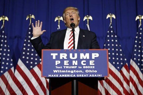 Pese a todos los pronósticos, Trump llegó a la presidencia de EEUU. Foto: AP.