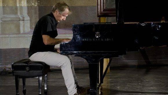 Ernan López Nussa, ofreció un Concierto. Fotop: Alexis Rodríguez