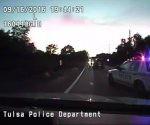 Fotograma del video del asesinato de afroamericano en Oklahoma