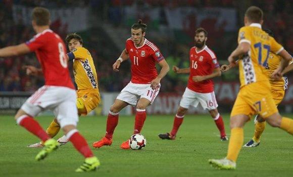 Bale consiguió dos goles y una asistencia ante Moldavia. Foto tomada de Marca.