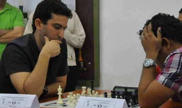 El Gran Maestro Yuniesky Quesada jugará en el equipo C.A. Equigoma Casa Social Católica. Foto tomada de Girón.
