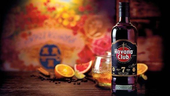 Nueva imagen de la botella de Havana Club 7 años.